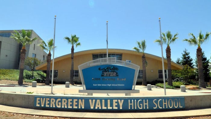 Evergreen Valley High School