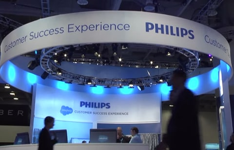Philips at Dreamforce '14